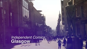 Independent Comics: Glasgow