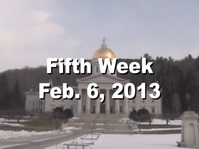 Under The Golden Dome 2013 Week 5