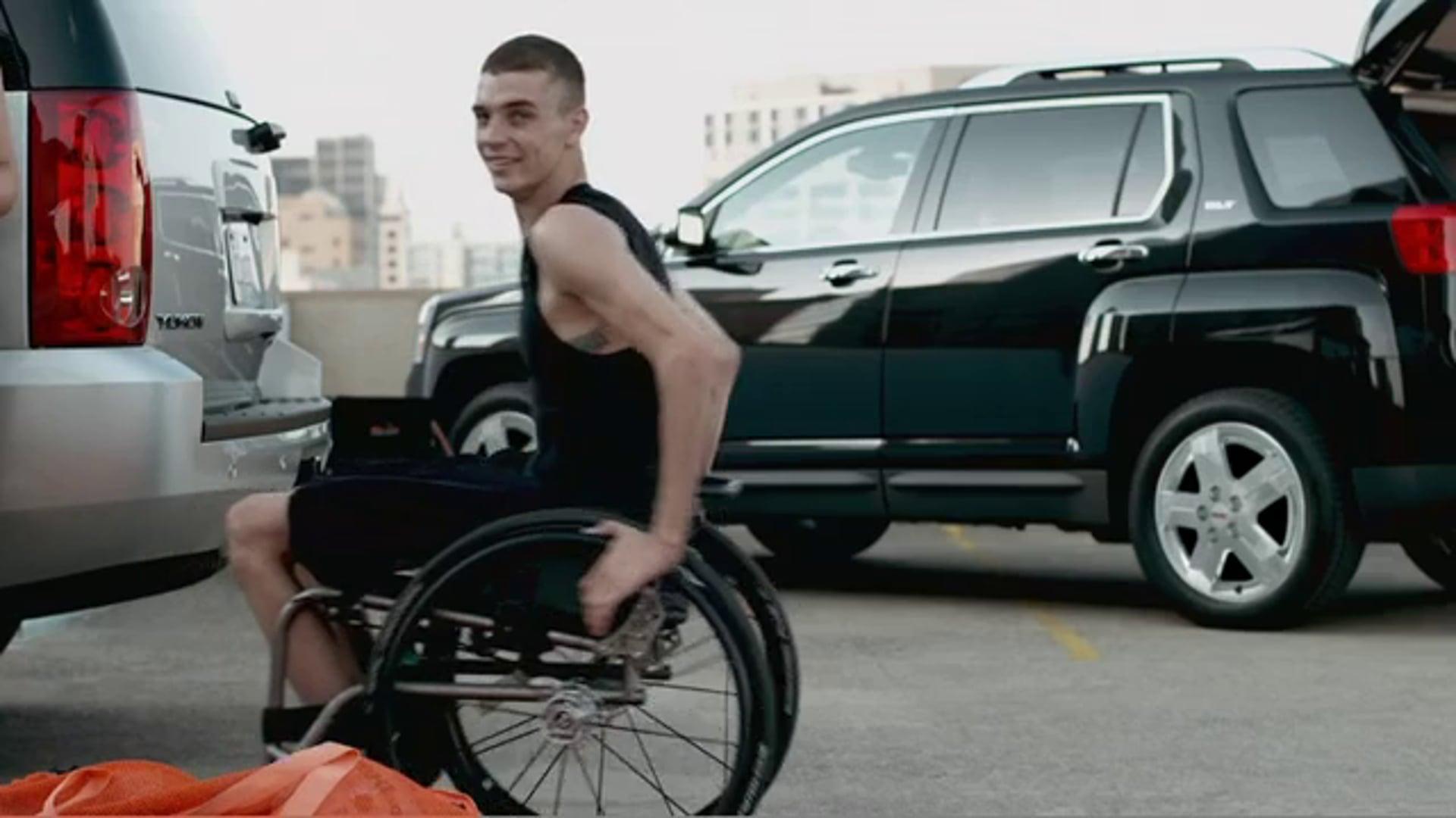 GMC - Wheelchair Rugby