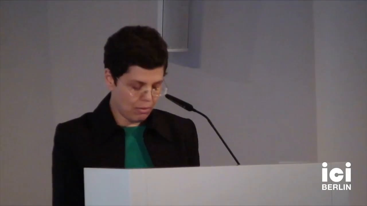 Introduction by Ruth Preser [2]
