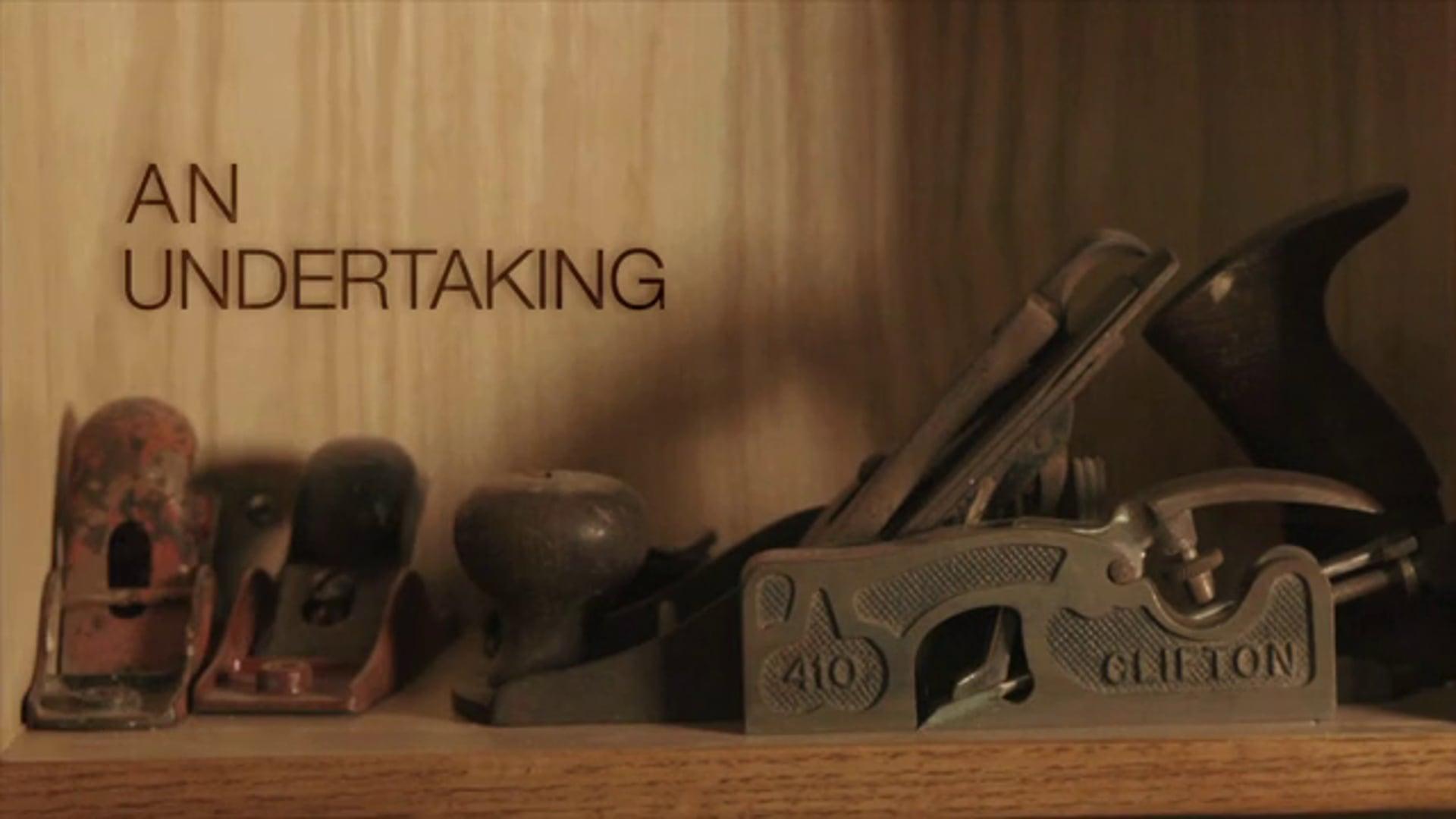 DARK RYE - An Undertaking