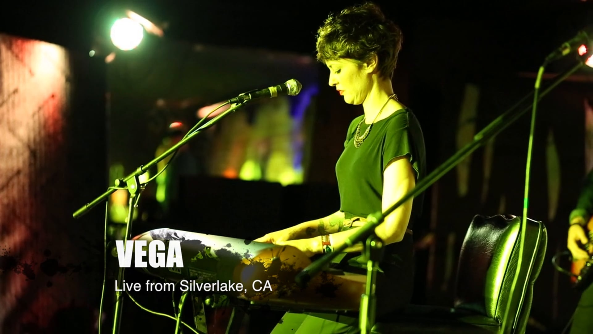 "VEGA -Live in Silverlake ""Heroes Antagonicos"""