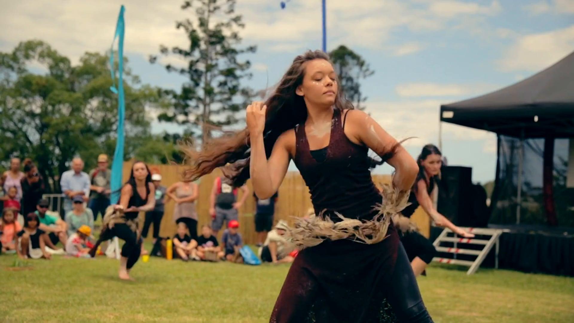 Saltwater Freshwater Festival Documentary 2014 - Aboriginal Festival Australia