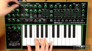 Roland System-1 (pokaz przedpremierowy)