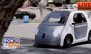 411: A Car That Drives Itself and Boy Hero