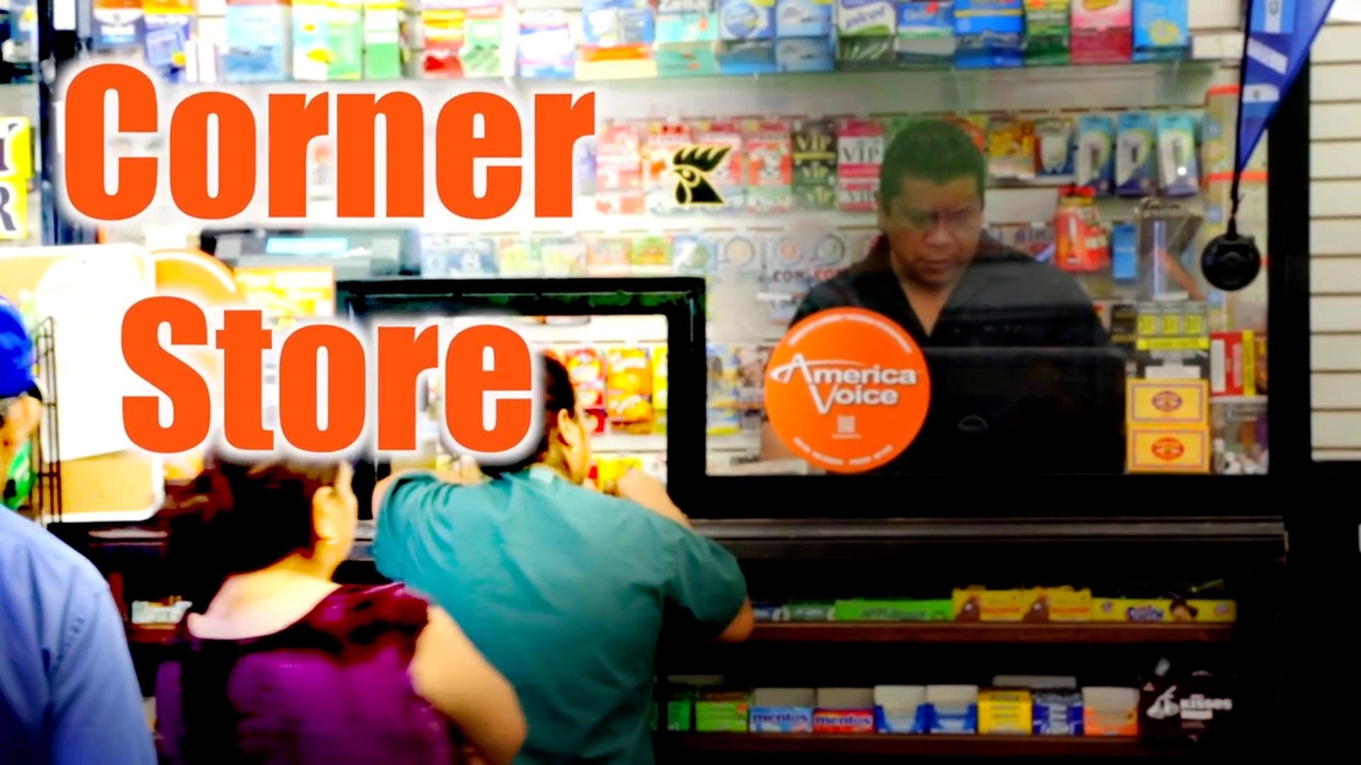 Producer/Director Urban Food Chain: Corner Store Cambio, Ep 1