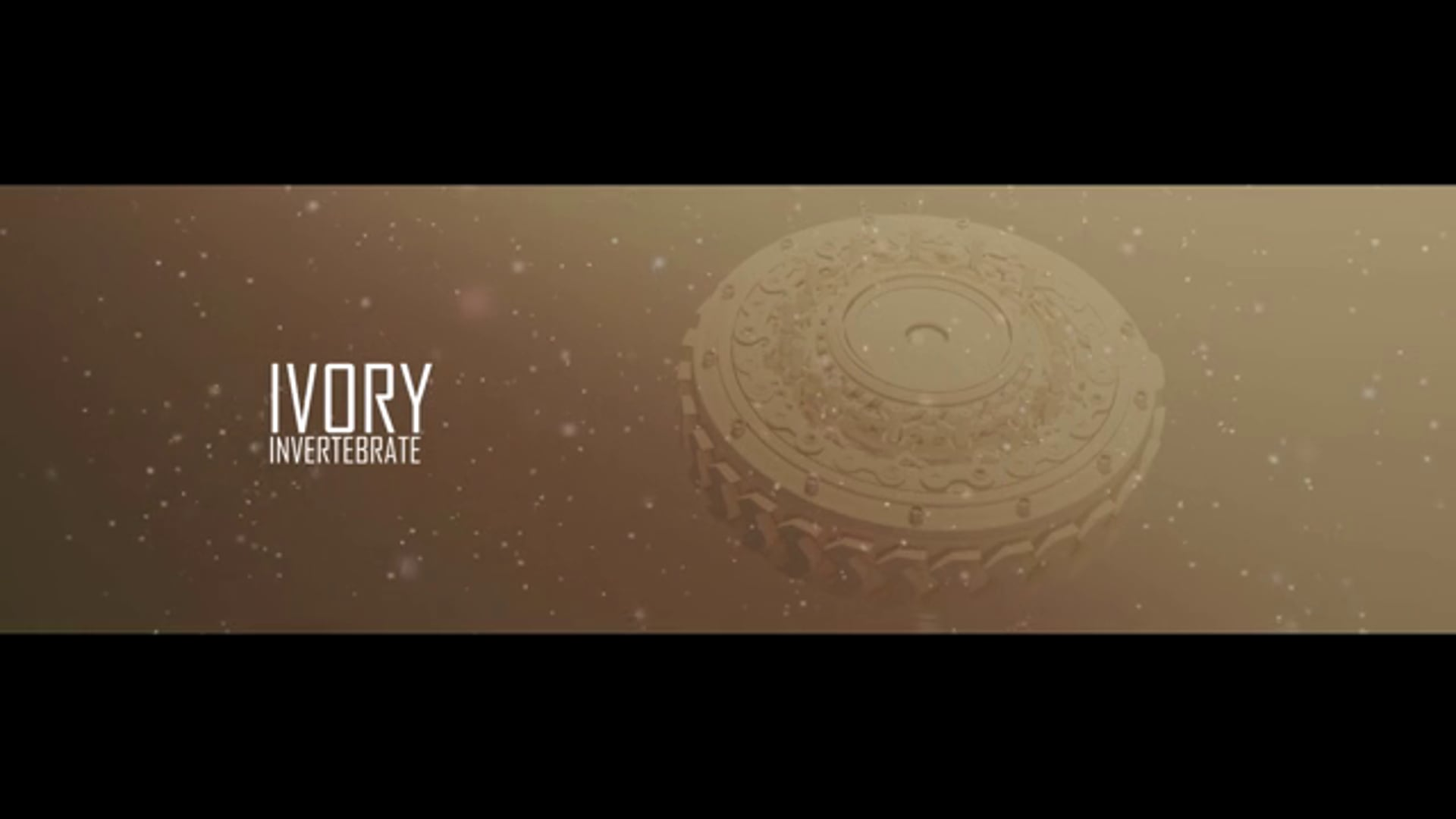 IVORY INVERTEBRATE - SOUND TRACK