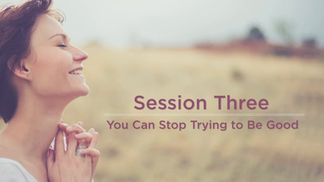Approved: You Can Stop Trying to Be Good