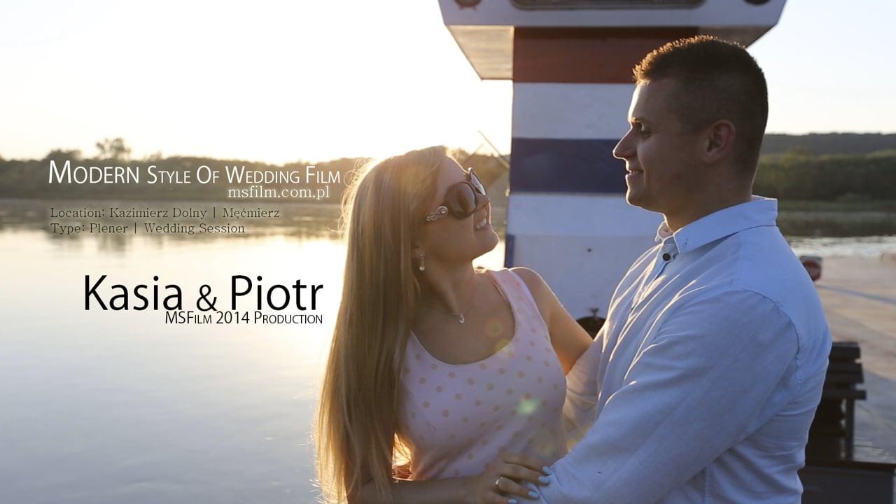 Kasia & Piotr | MSFilm: Plener