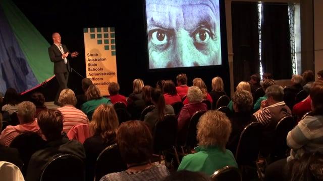 How To Awe Them, Not Bore Them – Andrew Klein – Presentation Skills Keynote