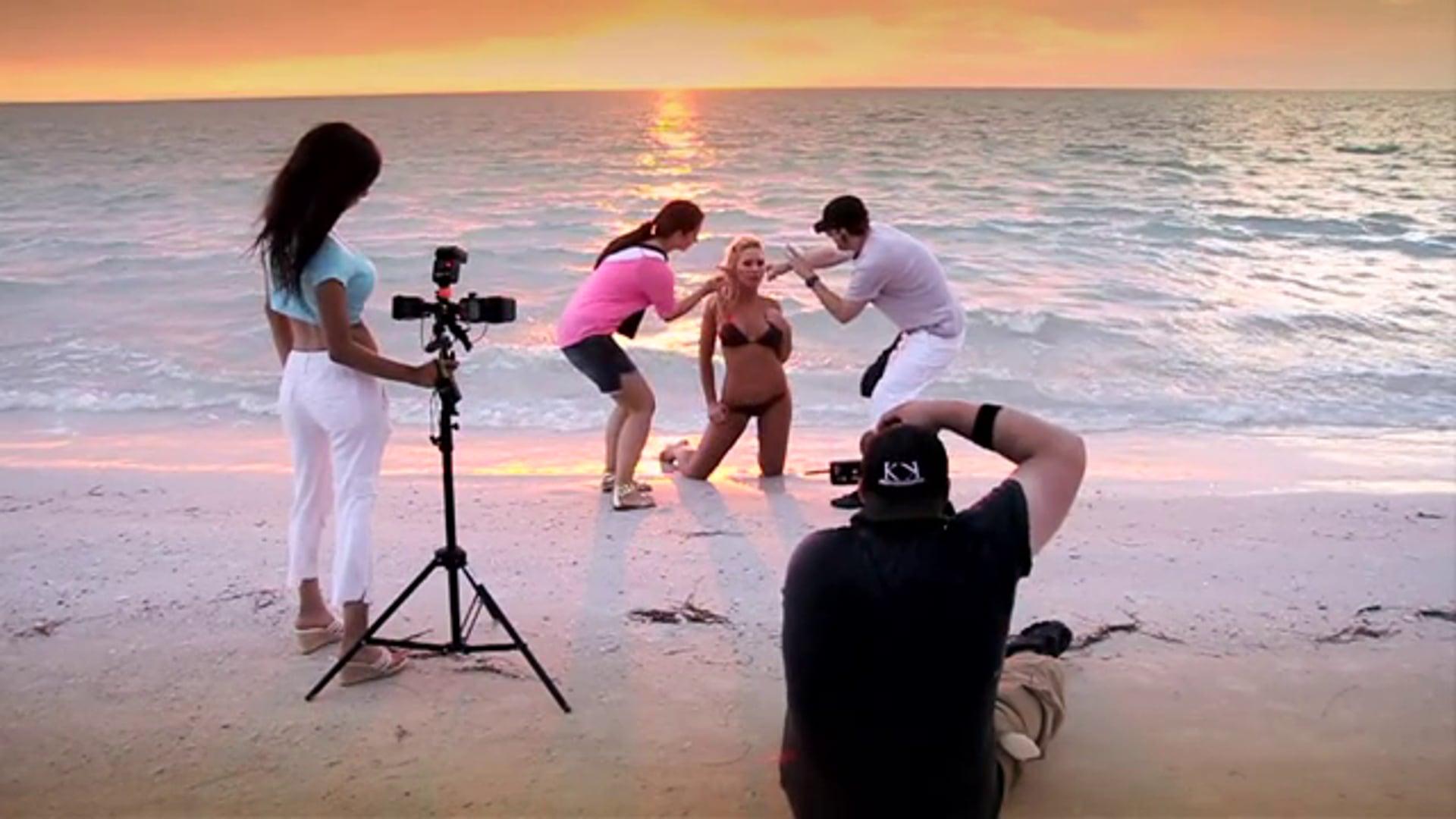 KKphotography In Action Swim Fashion Photoshoot.