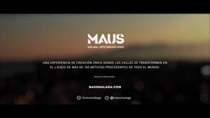 Vídeo MAUS. Málaga Arte Urbano SOHO