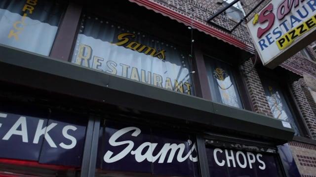 Google - Cheer For Me - Sam's Restaurant