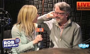 Ellie And Her Dad Share About Father's Day