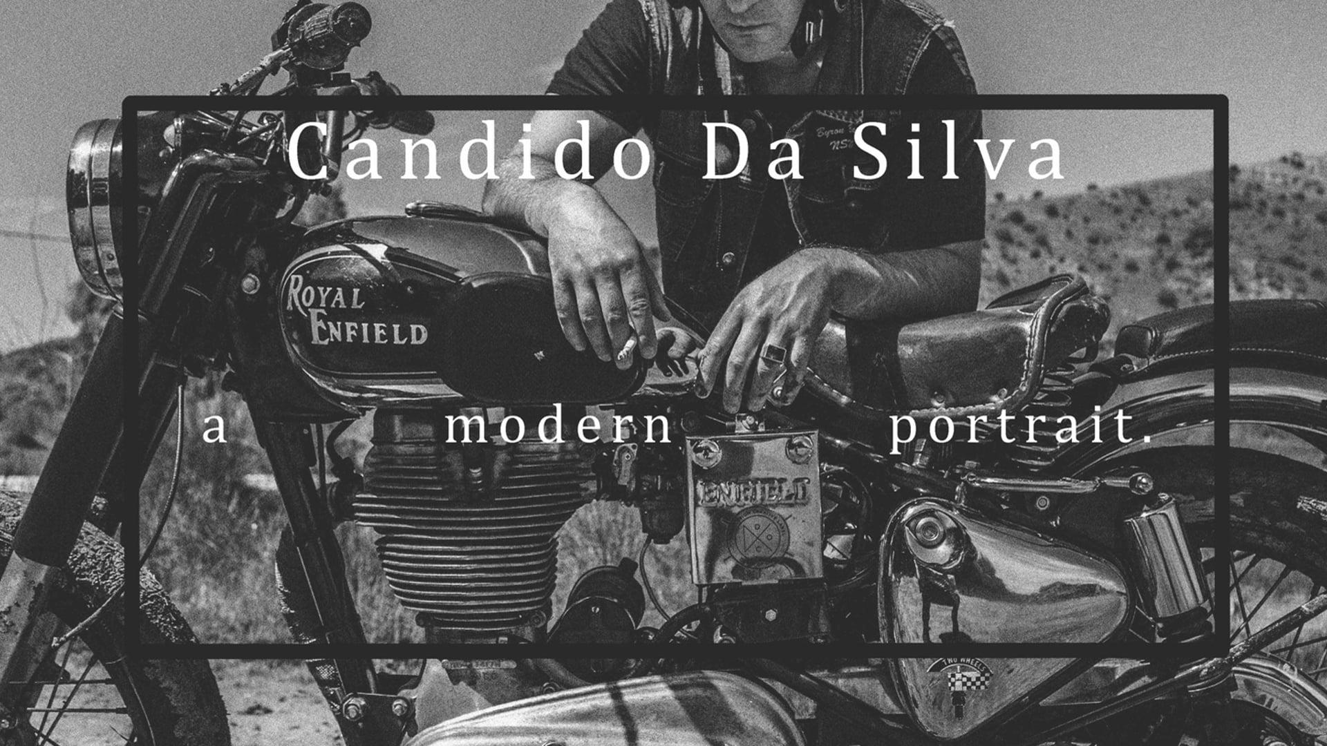 CANDIDO DA SILVA // a modern Portrait
