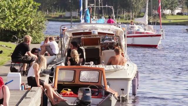 Odottamattomia kohtaamisia Kuopion kesässä