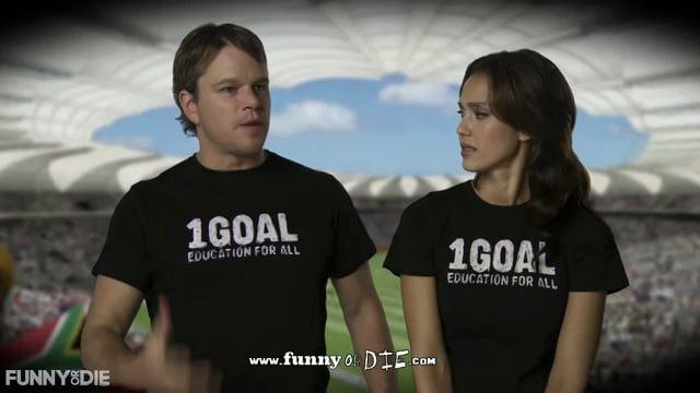 Princess Rania / One Goal