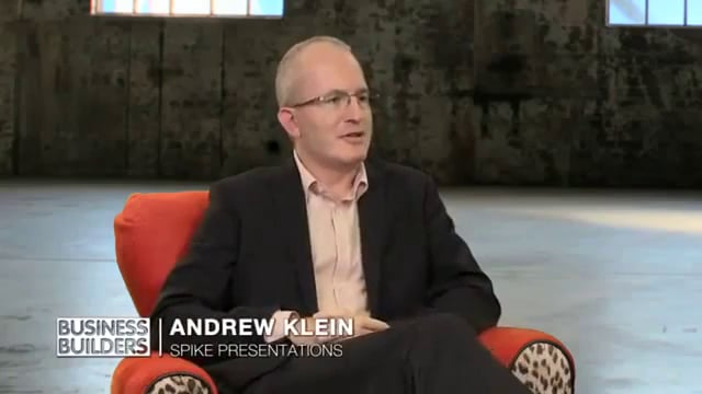 Kochie's Business Builders Interview – Presentation Skills