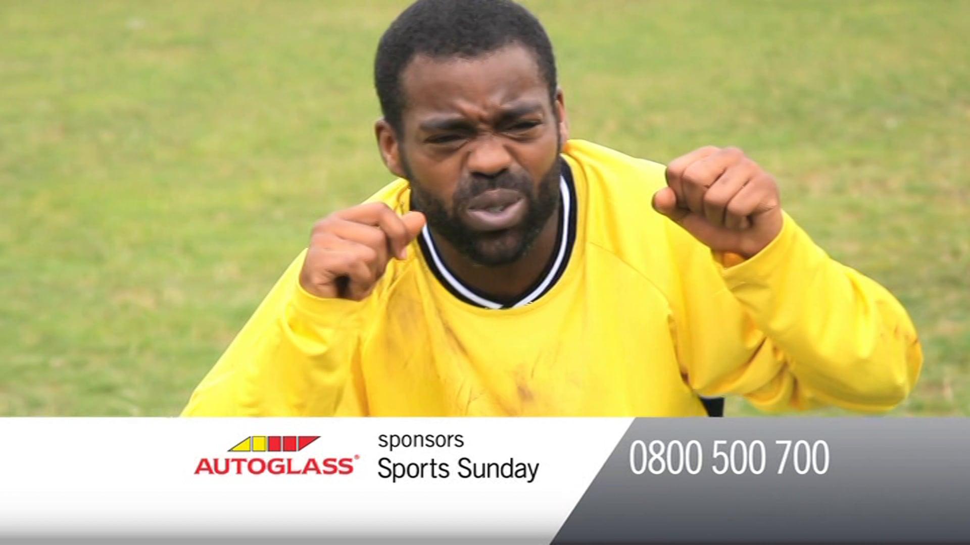 Autoglass Bumpers 'Football'