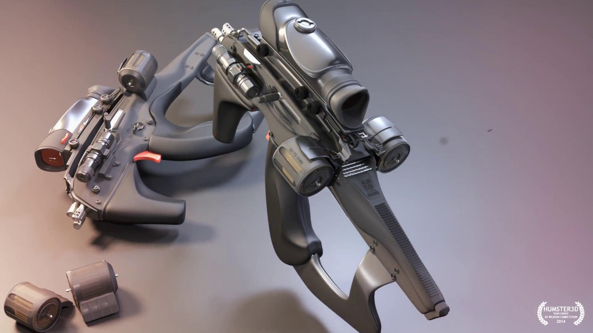 Hornet Tri-Shot Pistols