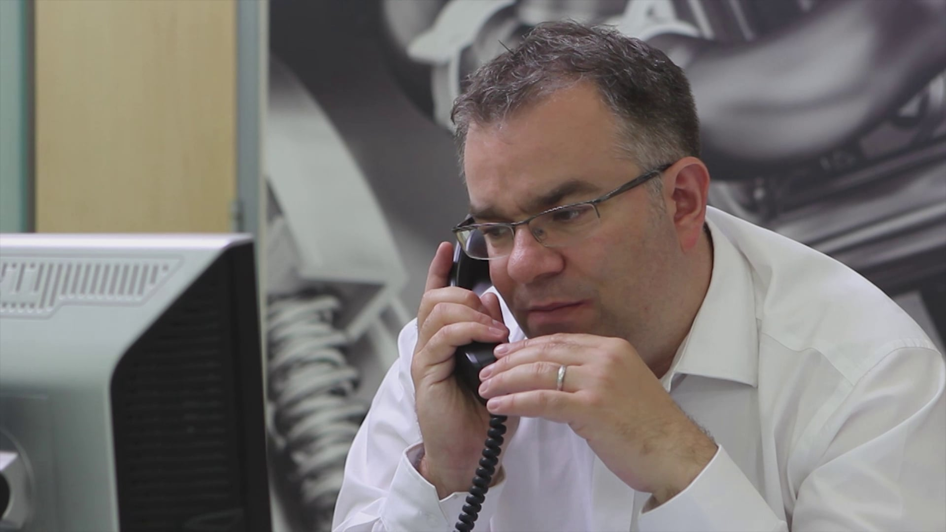Audi 'Goodwill' Telephone Call