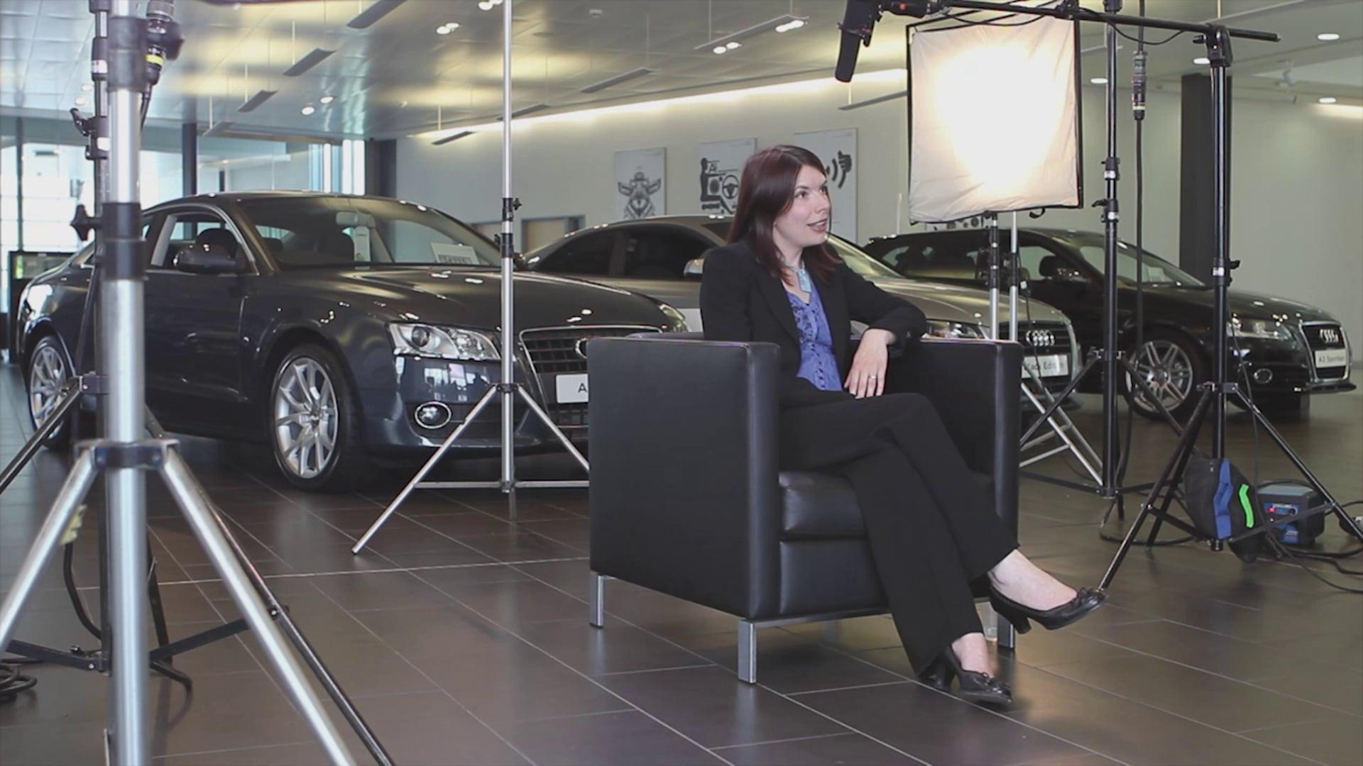 Audi 'Goodwill' Customer Interview
