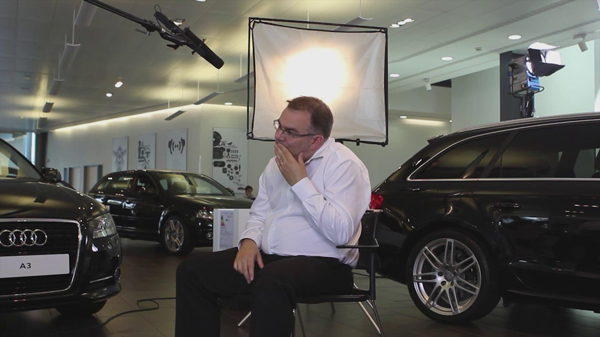 Audi 'Goodwill' Rep Interview