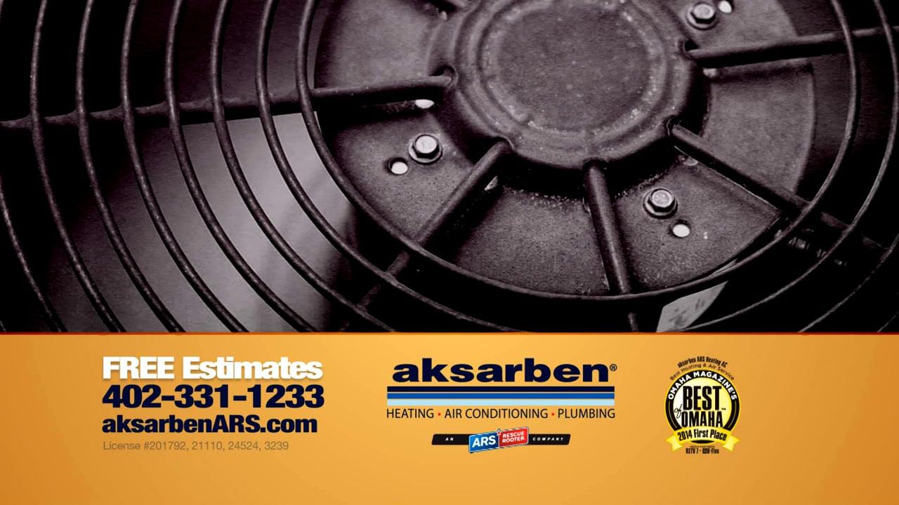 Aksarben ARS Clunker Commercial