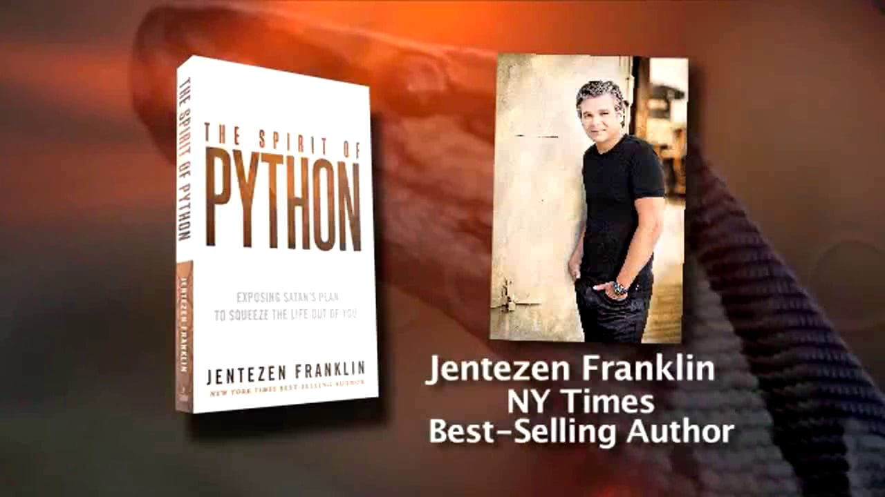 Python Book Commercial
