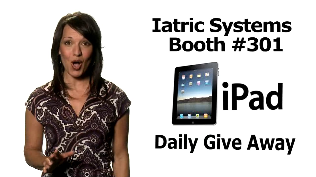 Iatric Systems Booth