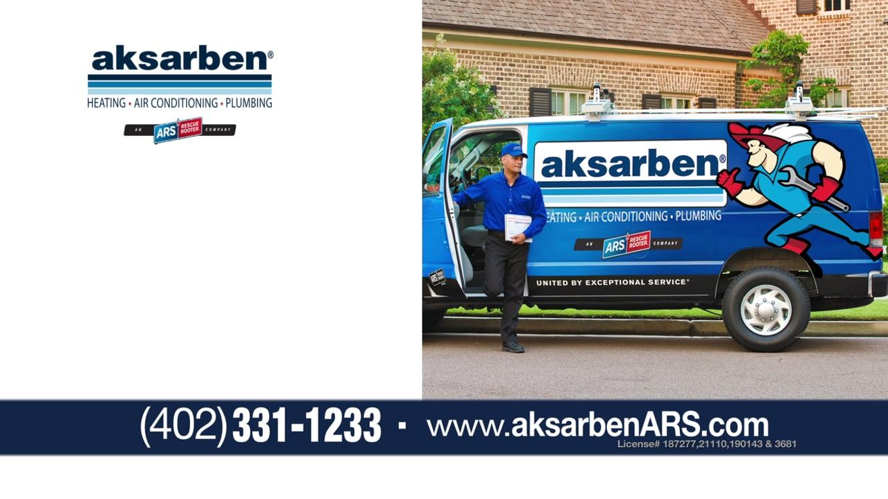 Aksarben ARS Free Dispatch Commercial