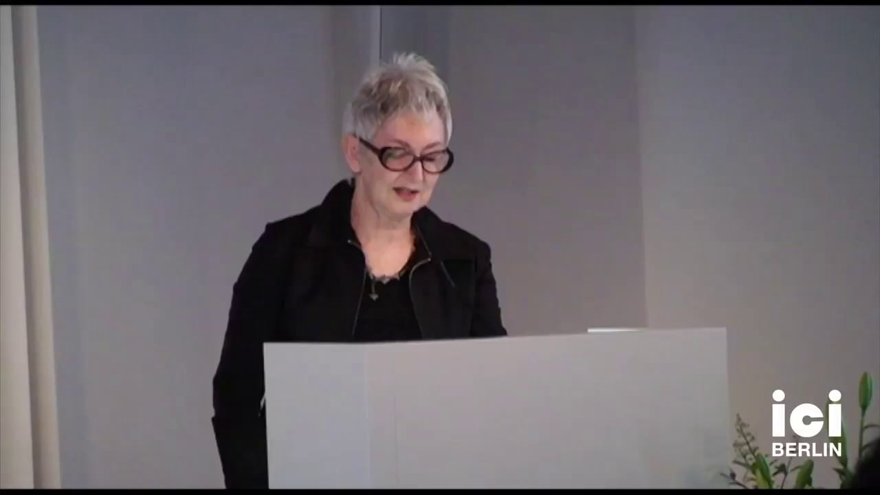 Lecture by Vicki Kirby [2]