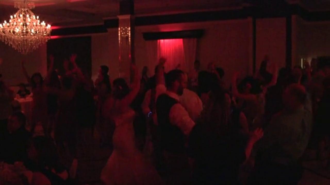 Butler Days Inn Wedding DJ - JP and Brittany