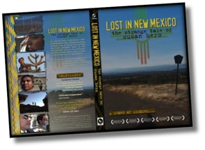 Trailer 'LOST IN NEW MEXICO' - A Road Movie Made in New Mexico