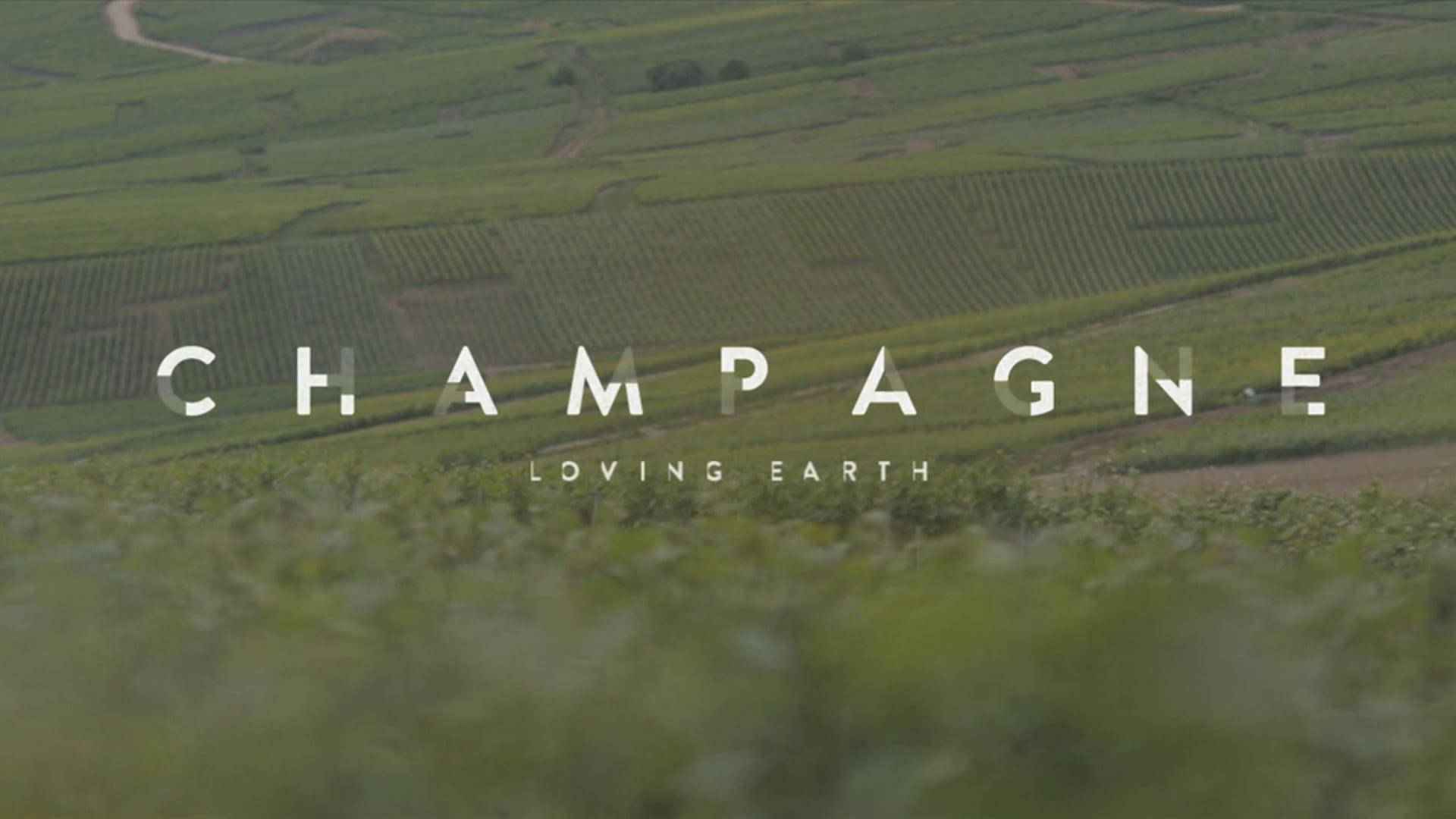 CHAMPAGNE LOVING EARTH