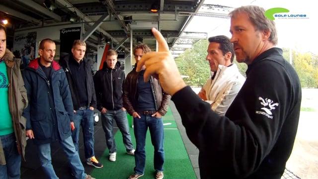 WinstonUniversity meets Golf Lounge