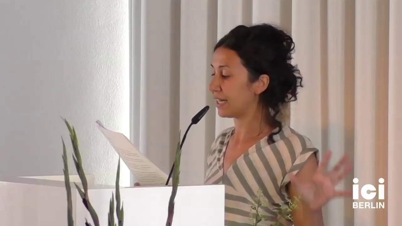 Lecture by Jamila Mascat [3]