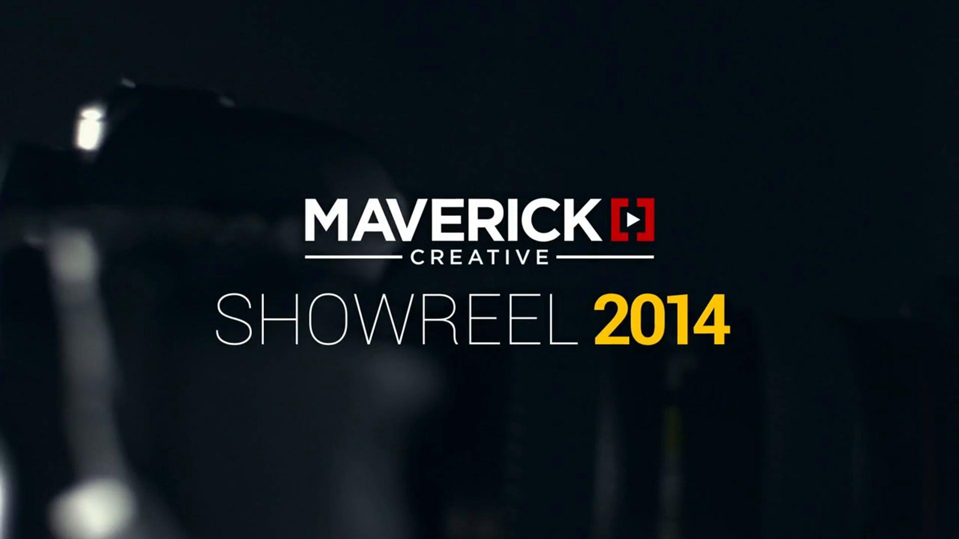 Maverick Creative - Showreel 2014