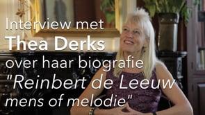 """Interview met Thea Derks over haar biografie """"Reinbert de Leeuw: mens of melodie"""""""