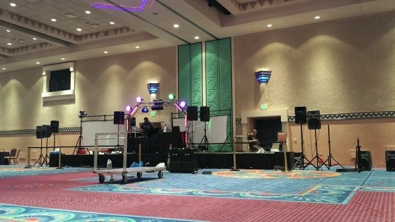 HOSA 2014 Setup