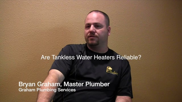Are Tankless Water Heaters Reliable - Sugar Land Houston