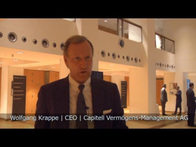 Elite Summit - Testimonial: Wolfgang Krappe, Capitell Vermögens-Management AG