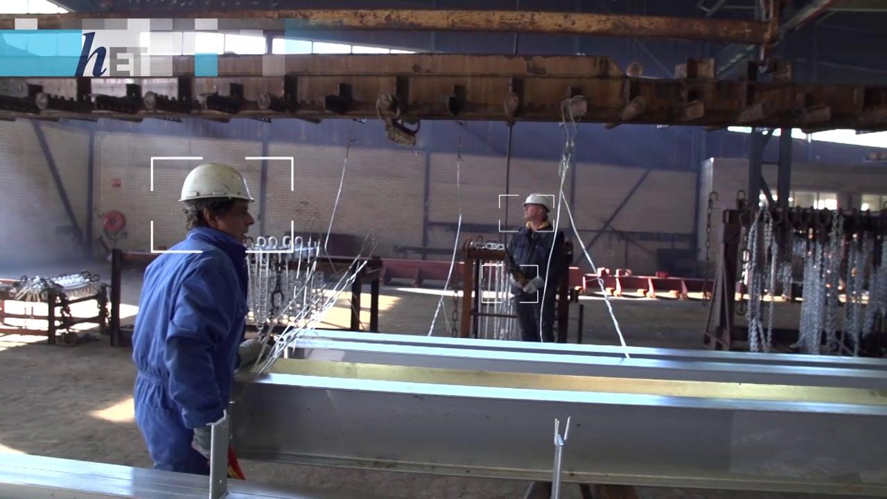 Uitzendbureau HET - Staalindustrie