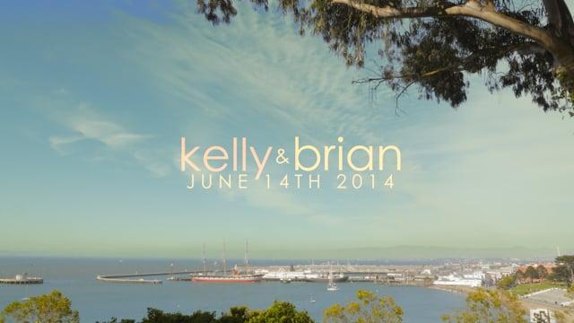 Kelly & Brian