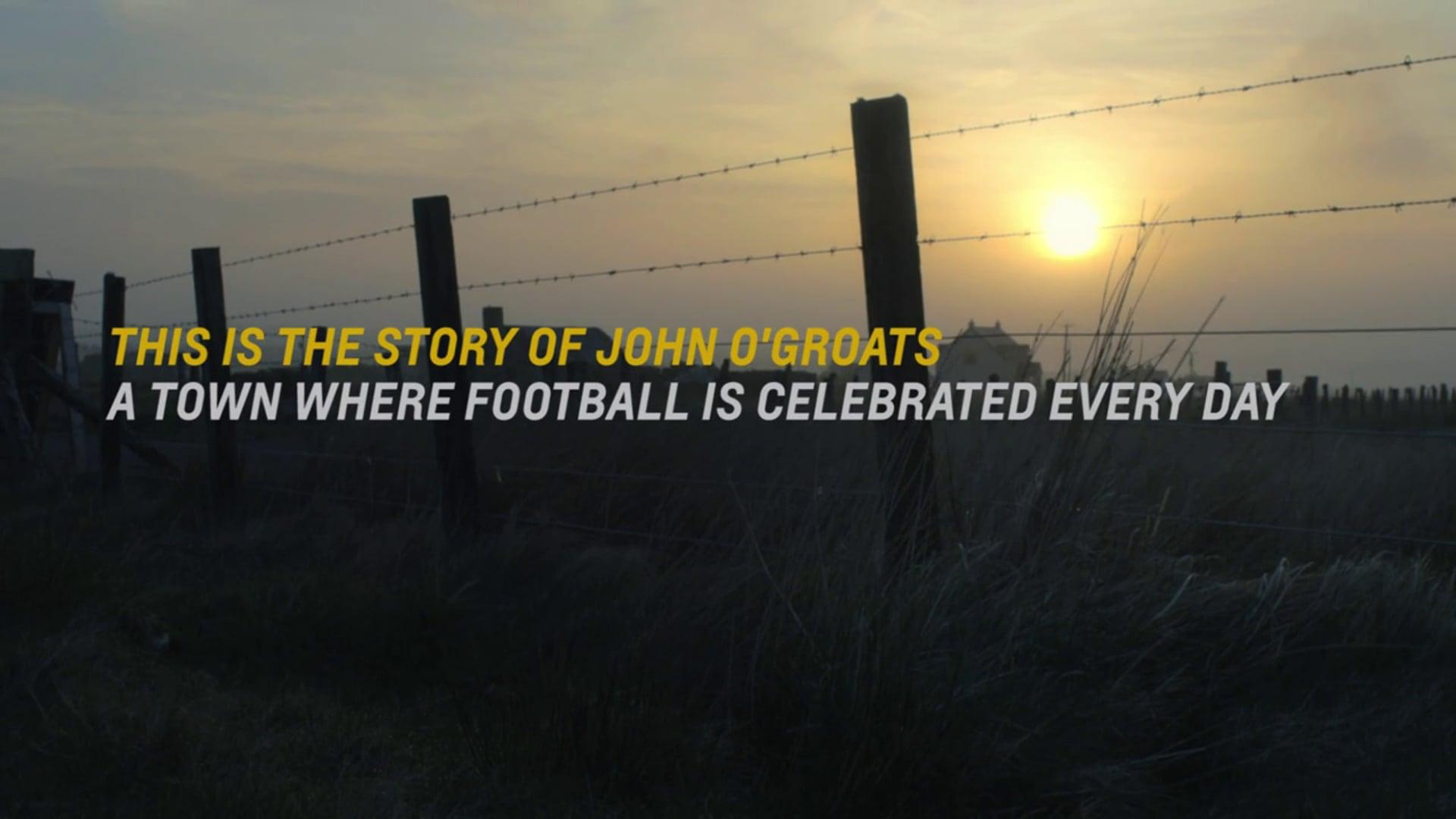 Chevrolet - John O'Groats // World Cup Anywhere