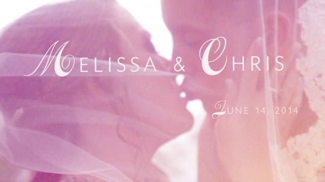 Melissa and Chris