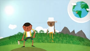 Explainer Video for Peace Corps