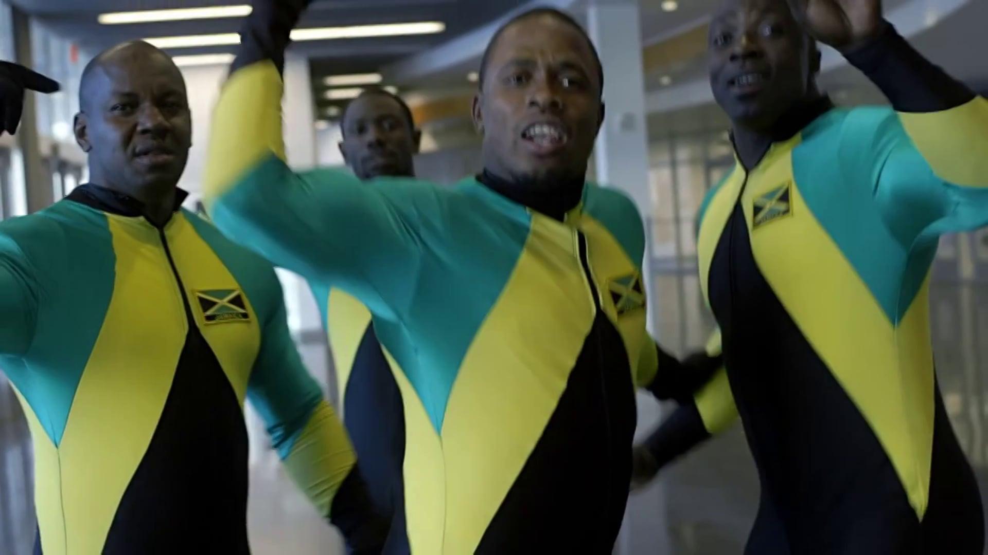 [Samsung]Galaxy-자메이카 봅슬레이팀'Keep On Pushing' - MV