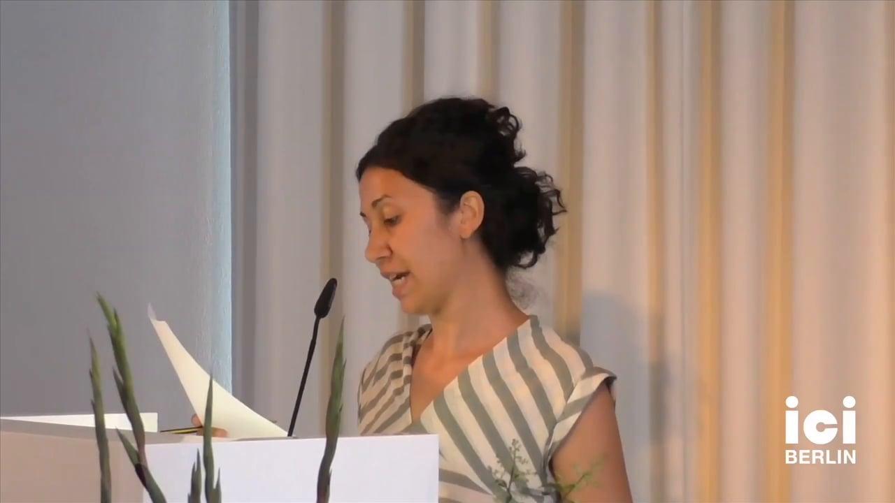 Introduction by Jamila Mascat [1]