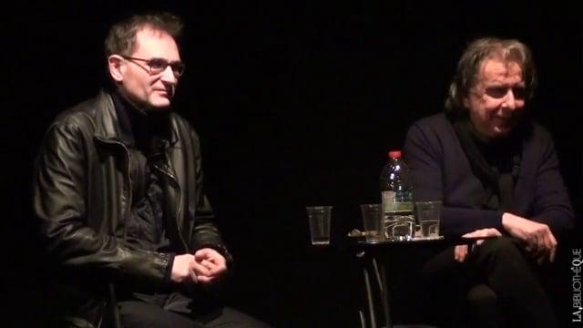 Jean-Claude Gallotta et Claude-Henri Buffard